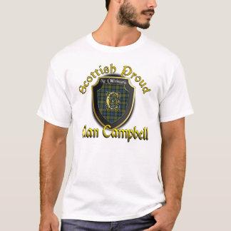 Camisetas orgulloso escocés de Campbell