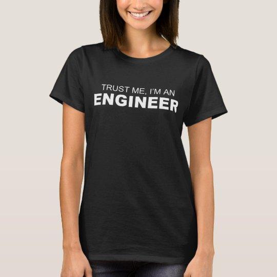 Camisetas para el ingeniero