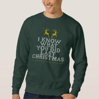 Camisetas pasadas feas del navidad