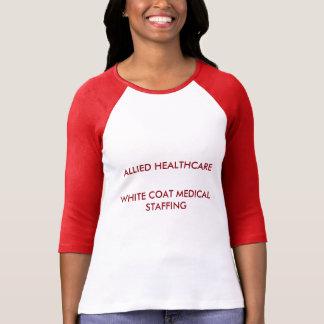 Camisetas Proveer de personal-Promocional médico