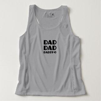 Camisetas sin mangas corrientes del día de padre