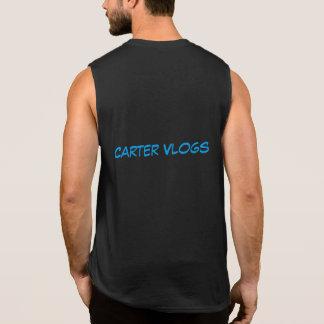 Camisetas sin mangas de Carretero Vlogs