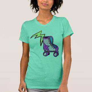 Camisetas sin mangas de Derby del rodillo