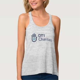Camisetas sin mangas de las caridades DT1