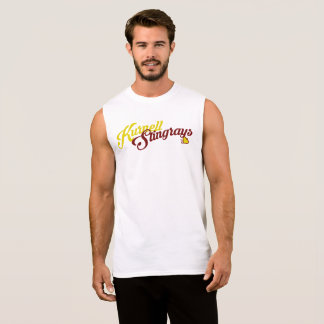 Camisetas sin mangas de las pastinacas de Kurnell