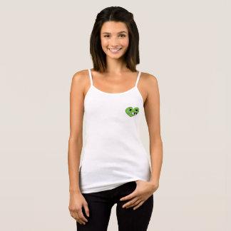Camisetas sin mangas de las pirañas del amor