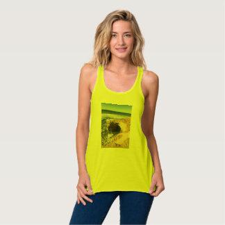 Camisetas sin mangas de los acantilados de la