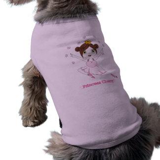 Camisetas sin mangas de princesa Cherry™ Dog Ropa De Perro