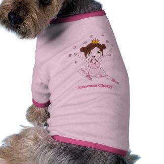 Camisetas sin mangas de princesa Cherry™ Dog Ropa Para Mascota