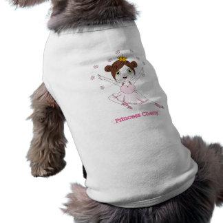 Camisetas sin mangas de princesa Cherry™ Dog Camisas De Mascota