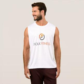 Camisetas sin mangas del funcionamiento de los
