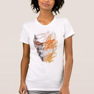 Camisetas sin mangas demoníacas de las señoras del