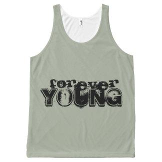 Camisetas sin mangas para siempre jovenes