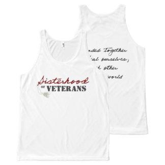 Camisetas sin mangas unisex de la hermandad