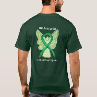 Camisetas traumático de la cinta de la conciencia