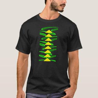 Camisetas triangulos slides  verticales