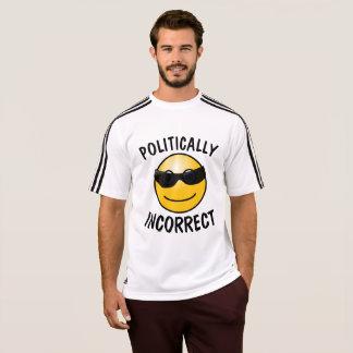 Camisetas y camisetas POLÍTICO INCORRECTAS