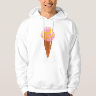 Camisetas y chaquetas del helado