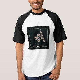 Camisetas y chaquetas del SUSHI