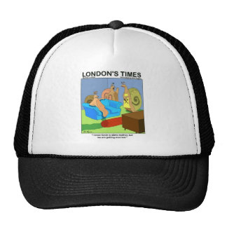 Camisetas y coleccionable divertidos de los regalo gorras