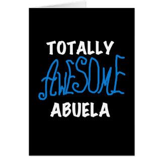 Camisetas y regalos azules totalmente impresionant felicitación