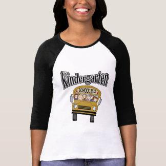 Camisetas y regalos de la guardería del autobús