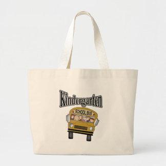 Camisetas y regalos de la guardería del autobús es bolsas de mano