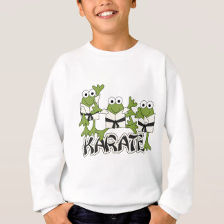Camisetas y regalos de las ranas del karate