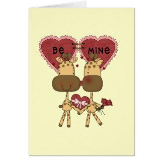 Camisetas y regalos del amor de la tarjeta del día