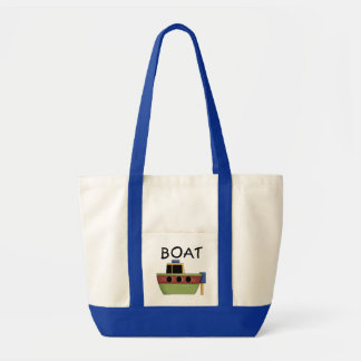 Camisetas y regalos del BARCO Bolsa Tela Impulso