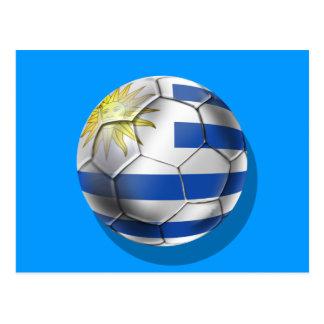 Camisetas y regalos del fútbol de Uruguay Postal