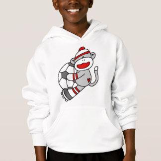Camisetas y regalos del fútbol del mono del