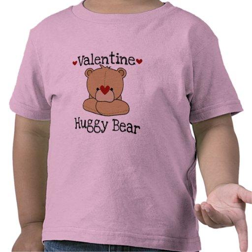Camisetas y regalos del oso de Huggy de la tarjeta