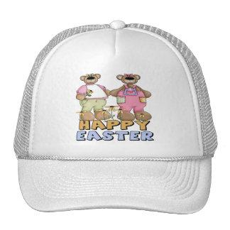 Camisetas y regalos del oso de peluche de Pascua Gorras