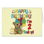 Camisetas y regalos del oso de peluche del feliz c felicitaciones