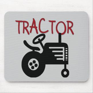 Camisetas y regalos del TRACTOR Alfombrilla De Ratón