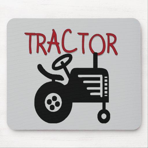Camisetas y regalos del TRACTOR Alfombrillas De Raton