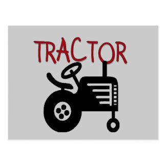Camisetas y regalos del TRACTOR Postal