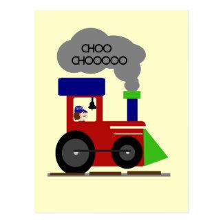 Camisetas y regalos del tren de Choo Choo Postal