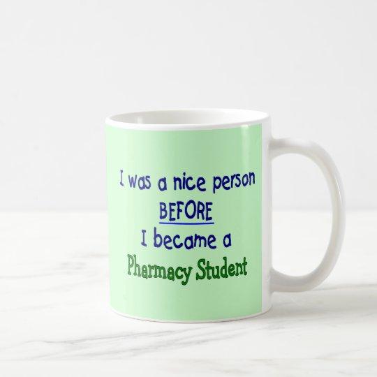 Camisetas y regalos divertidos del estudiante de taza de café