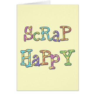 Camisetas y regalos felices del pedazo tarjetas