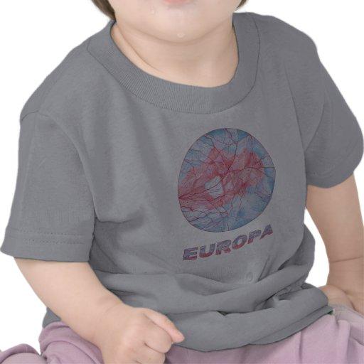Camisetas y ropa del friki del bebé de la luna de