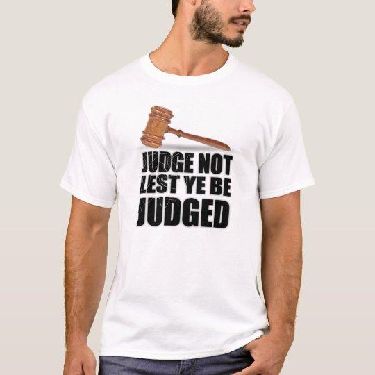 """Camisetas y ropa del """"juez no"""""""