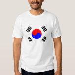camistea taegukgi entrenamiento camiseta