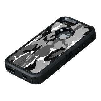 Camo ártico funda otterbox para iPhone 5/5s/SE