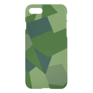 Camo herboso funda para iPhone 7