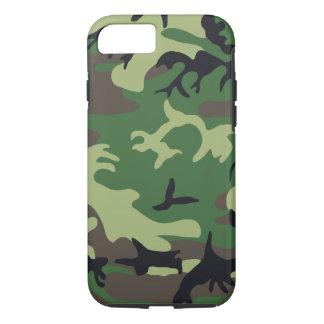 Camo militar adaptable funda iPhone 7