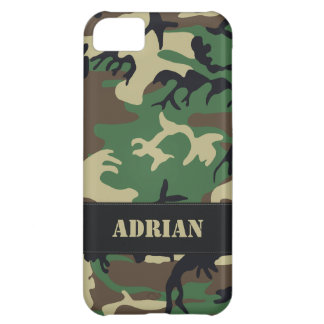 Camo militar adaptable funda para iPhone 5C