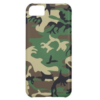 Camo militar carcasa iPhone 5C