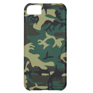 Camo militar carcasa para iPhone 5C